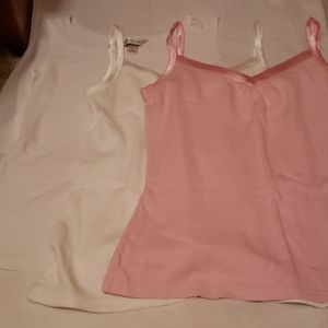 Set of 3 cami tops by Christopher & Banks